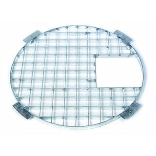 Apollo Galvanised Steel Round Grid for Round Fountain Ponds