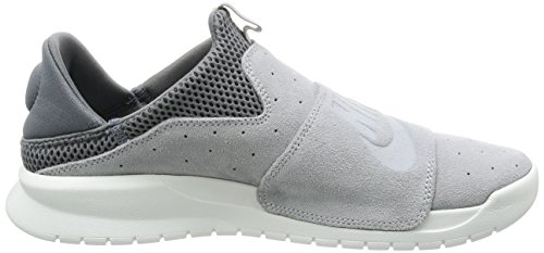 Nike Benassi Slp, Chaussons Mixte Adulte Gris (Wolf Grey/cool Grey/off-white/wolf Grey)