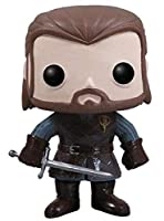If you've ever wanted a Pop! Vinyl figure from HBO's hit television show Game of Thrones, then now's your chance!  This excellent Game of Thrones Ned Stark Pop! Vinyl Figure features the head of House Stark as a stylized 3 3/4-inch tall Pop! ...