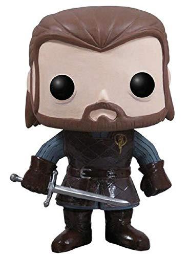 Funko- Pop Vinile Il Trono di Spade 'Eddard' Ned Stark, 3016