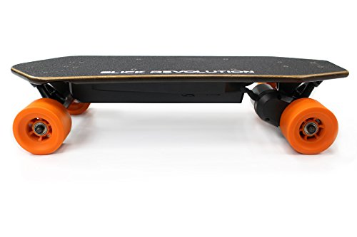 Min-Eboard Elektro-Skateboard, 1200Watt-Motor, maximale Geschwindigkeit 32 km/h Reichweite 20 km. -