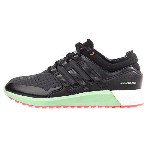 Adidas - CH Sonic Boost W - B25256 - Couleur: Blanc-Noir-Vert - Pointure: 36.0