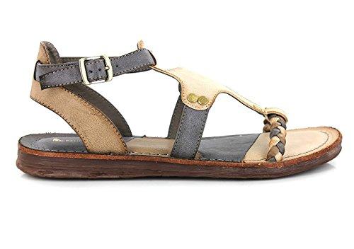 DéLIRES DE FILLE A105 - Sandales / Nu-pieds - Femme Gris