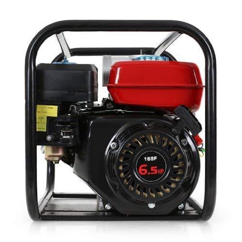 EBERTH 6,5 PS 3 Zoll Wasserpumpe Benzin Motor Pumpe - 6