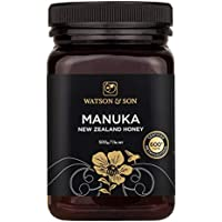 Watson & Son Manuka Honey MGO 600+, 1 Pack (1 x 500 g