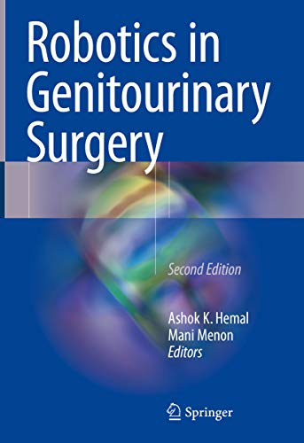 Robotics In Genitourinary Surgery por Ashok K. Hemal epub