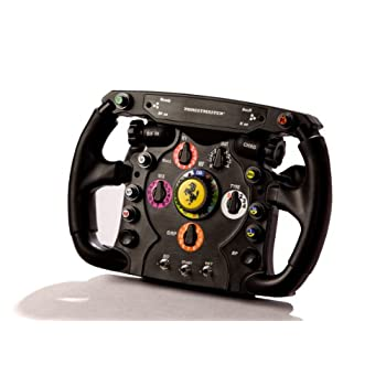 "Thrustmaster Volante F1 Wheel ""ADD-ON"" PC/PS3/PS4/Xbox One"