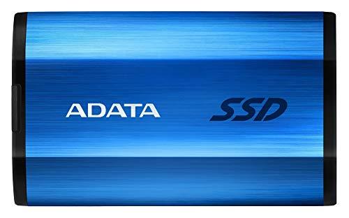ADATA 512 GB SE800 Externa Unidad de Estado sólido - Azul