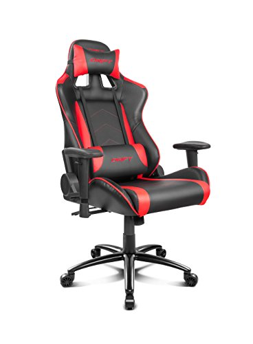Drift Gaming DR150BR – Silla, Rojo