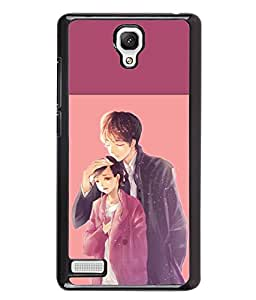 Fuson 2D Printed Designer back case cover for Xiaomi Redmi Note 4G - D4316