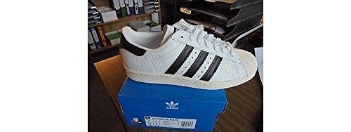 W Superstar Superstar nero 80s bianco 80s x0t6Z0