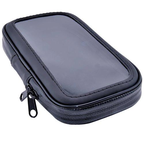 Topop Wetterfest Fahrrad / Motorrad Halter Tasche für iPhone 6 5S 5C 5 HTC ONE M8 M7 Samsung Galaxy S5 S4 S3 SIII