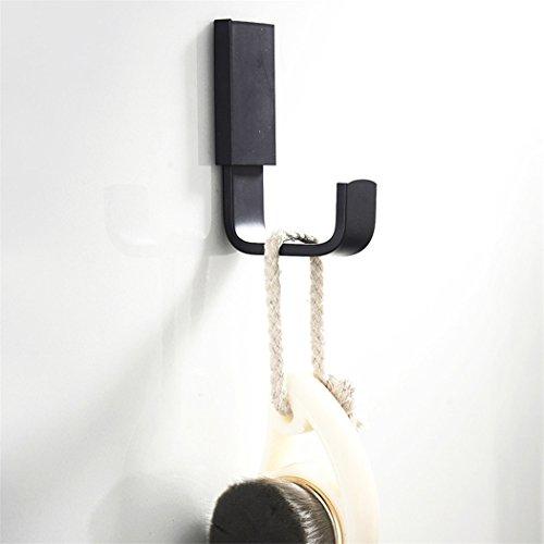 BigBig Home Badezimmer Zubehör solidem Messing Öl eingerieben Bronze-Finish Handtuch Bar Halter Home Decor Handtuchhalter für Badezimmer Wand montiert Modern Bath Towel Hooks -