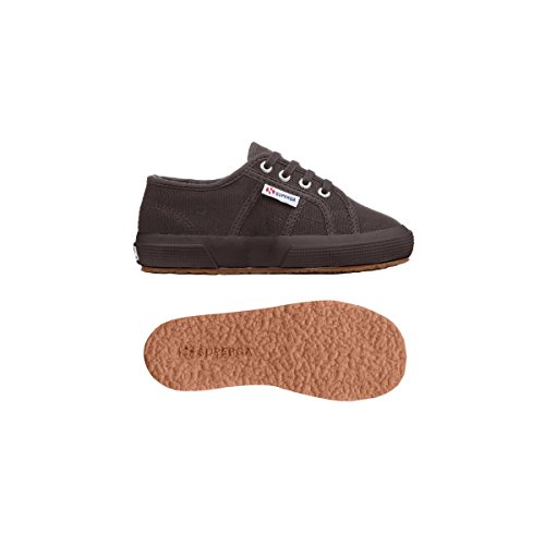 Superga 2750- COBINJ S002KL0, Baskets mode mixte enfant FULL DK COFFEE