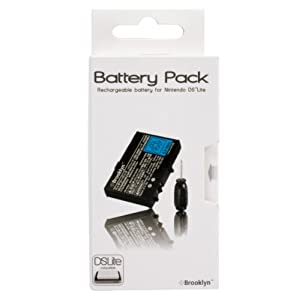 Inductive DS Lite Battery