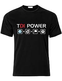 VW TDI DIESEL POWER GOLF POLO SCIROCCO T Shirt T-SHIRT Tuning s/m/l/xl/xxl