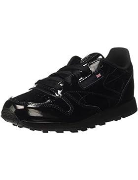 Reebok Classic Patent, Zapatillas de Running para Niñas