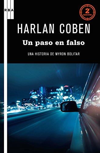 Un paso en falso (Myron Bolítar) por Harlan Coben