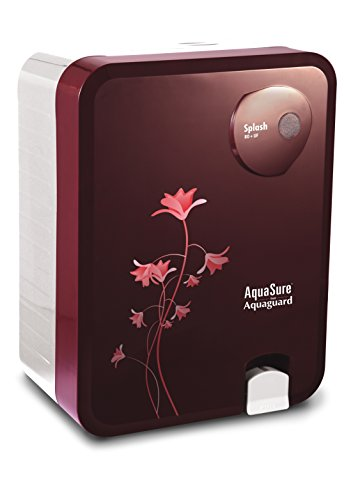 Eureka Forbes Aquasure from Aquaguard Splash RO+UF 6-Litre Water Purifier