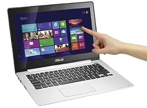"""Asus S300CA-C1017H Vivobook Ordinateur Portable tactile Serie Touch 13,3"""" (33,7 cm) Intel Core i3 3217U 500 Go 4 Go Windows 8 Gris/Noir"""