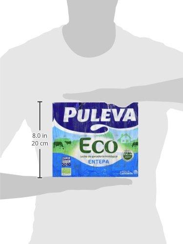 e8adce3c802b5 Puleva Leche Ecológica Entera - Pack 6 x 1 L