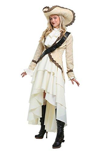 (Captivating Pirate Womens Plus Size Fancy dress costume 2X)