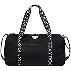 Roxy Moonfire Grand Sac de Sport Femme, True Black, FR Unique (Taille Fabricant : 1 Size)