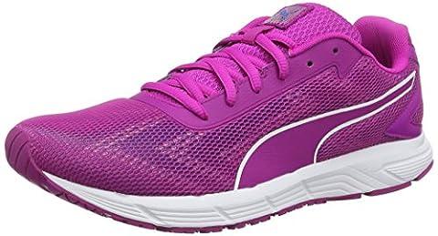 Puma Engine Wns, Chaussures de Running Compétition Femme, Rose (Ultra Magenta-Puma White 04), 41 EU