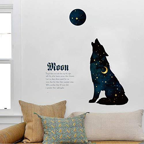 Heulen Wandaufkleber Für Kinderzimmer Kinder Schlafzimmer Bad Wanddekoration Aufkleber Diy Wandbilder Pvc ()