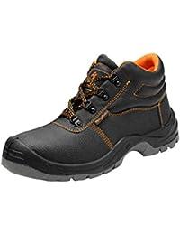 Hombre Botas De Tobillo De Trabajo Protección Suela Zapatillas De Deporte Botines De Trabajo,Naval Sitios De Construcción Hoteles Zapatos Especiales Zapatos Bajo-Top
