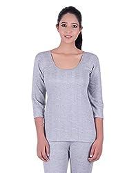 Zimfit Ladies Thermal Full-Sleeve - Pack of 1(FS15_32)