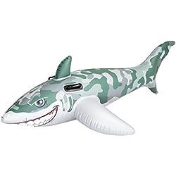 Bestway - Flotador, diseño tiburón (41092)