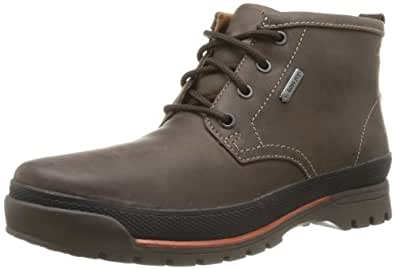 Clarks Narly Hill GTX, Herren Kurzschaft Stiefel, Braun (Brown WLined Lea), 39.5 EU (6 Herren UK)