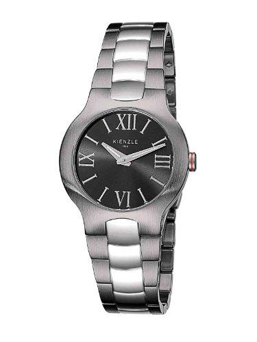 Kienzle K5042205055-00092 - Reloj analógico de cuarzo para mujer con correa de titanio, color multicolor