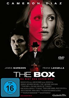 The Box - Du bist das Experiment.