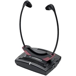 [Inalámbrico] Sennheiser Set 50 TV - Auriculares in-ear, negro