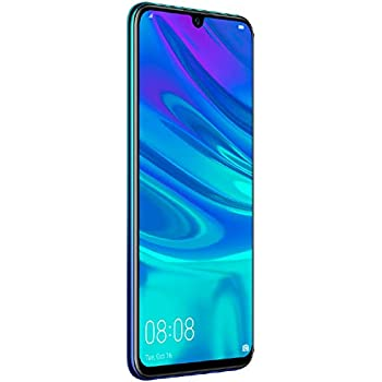 huawei p smart 2019 dual sim 64gb 3gb ram pot lx1 aurora blue electronics. Black Bedroom Furniture Sets. Home Design Ideas