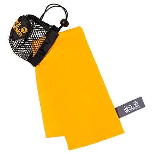 Jack Wolfskin Handtuch Wolftowel Light XL, Burly Yellow, One size, 8002361-380