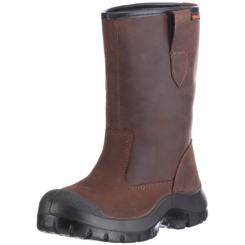 Gevavi Safety GS 83 GEVGS83, Bottines mixte adulte Marron