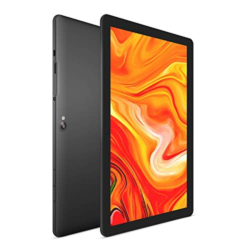 tablet android 10 pollici VANKYO MatrixPad Z4 Tablet 10.1 Pollici Android 9.0 Pie 8MP 32 GB Espandibili CPU Quad-Core IPS HD Display Wi-Fi Bluetooth Nero