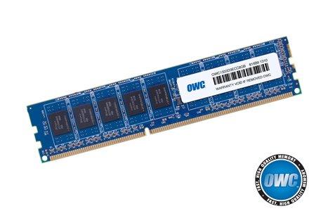 72 Pin Dimm (OWC 8.0GB, PC10600DDR38GB DDR31333MHz ECC MODUL-Schlüssel (DDR3, PC/Server, 240-pin DIMM, 1024M x 72, 1x 8GB, RoHS))