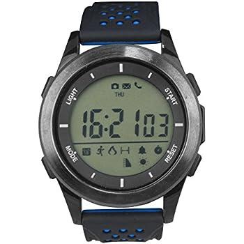 Ksix Fitness Explorer 2 - Reloj Inteligente, Monitor de Actividad física, Sumergible 30 m