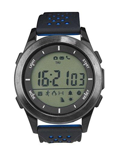 Ksix Fitness Explorer 2 - Reloj Inteligente, Monitor de Actividad fís