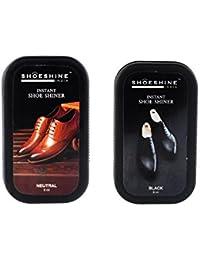 Shoeshine India shoe shiner shoe shine sponge (pack of 2)