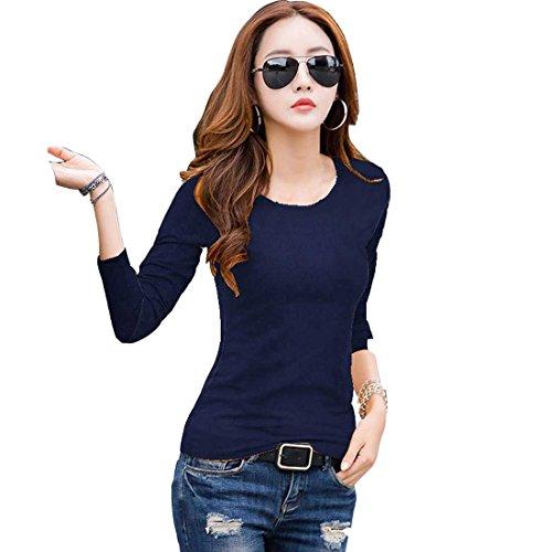 Shivalika Tex Women\'s Western Wear Top (A_BLUE, M)