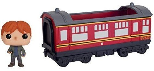 FunKo Pop! Rides - Harry Potter: Hogwarts Express Car & Ron
