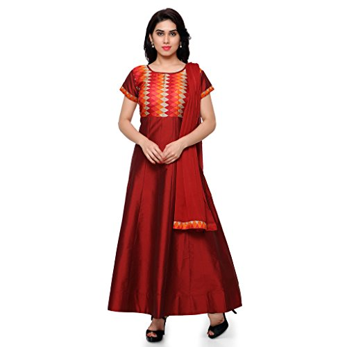 Indian Designer Akira Red Salwar Suit New Collection by fab zone
