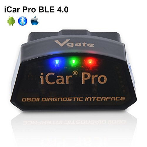 Vgate BLE 4.0 for iOS iPhone iPad/Android Car Diagnostic Tool