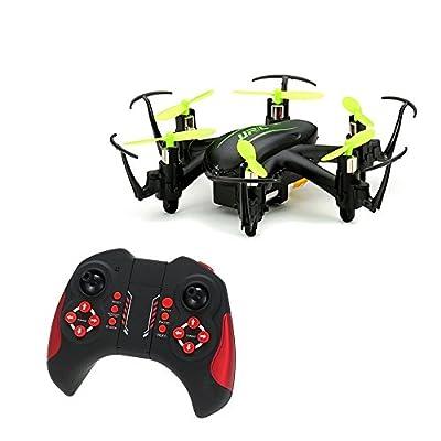Makibes ? H20C 2.0MP HD Camera 2.4G 6CH 3D Flip One Key to Return CF Mode RC Quadcopter
