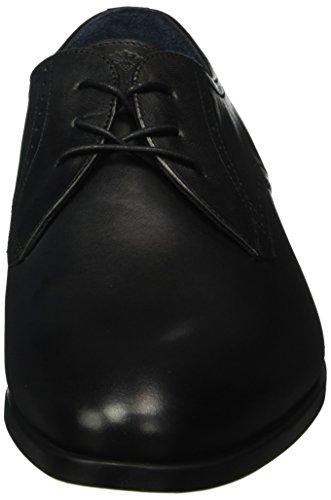 Joop! Daniel Derby Lace Antik Leather, Derby homme Noir - Noir (900)